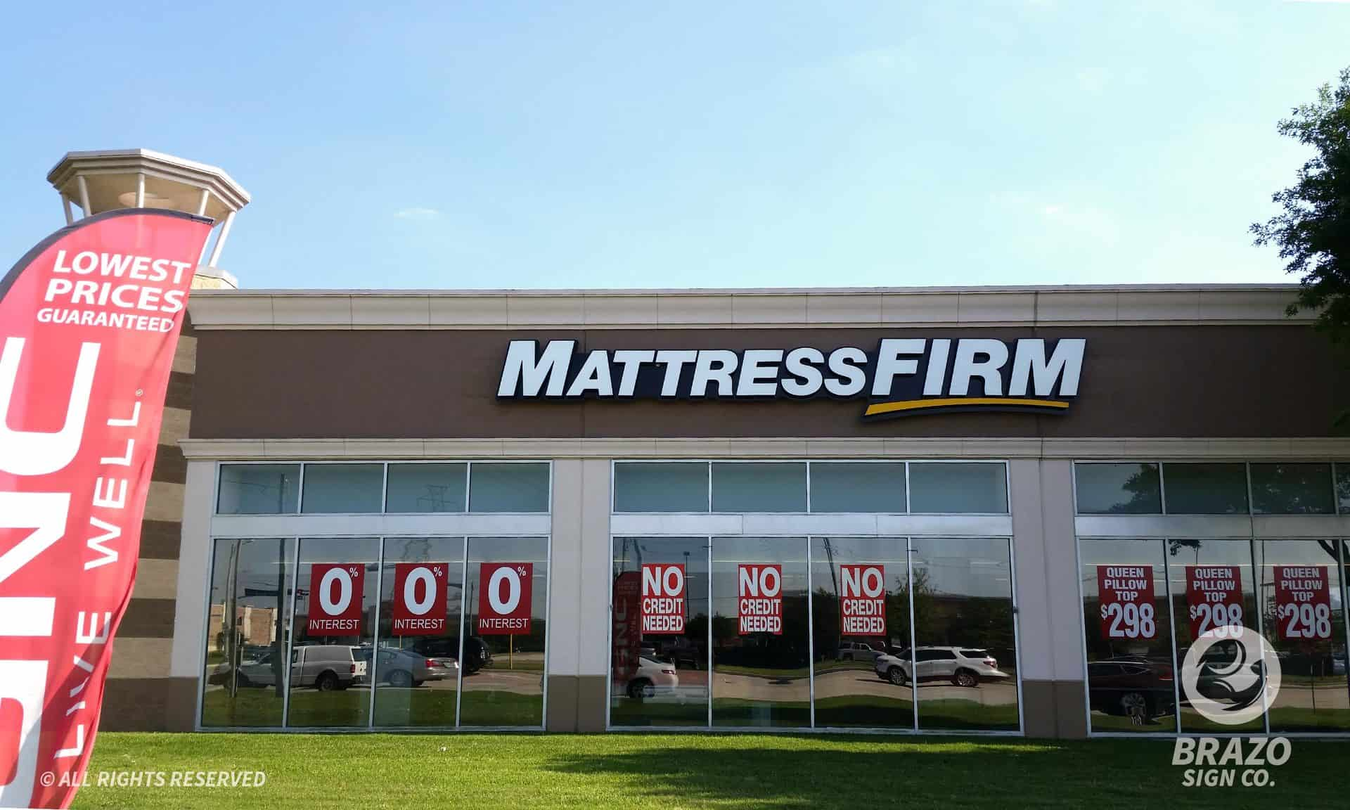 business-signs-Mattress-Firm-houston-texas-illuminated-channel-letters