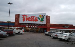 fiesta-market-custom-channel-letters-parking-lot-lighting-houston