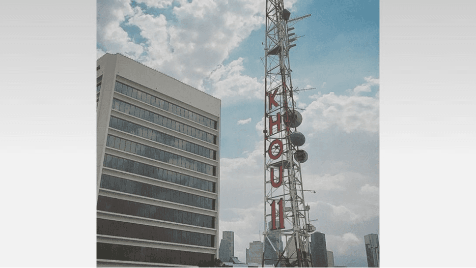KHOU's Houston Landmark