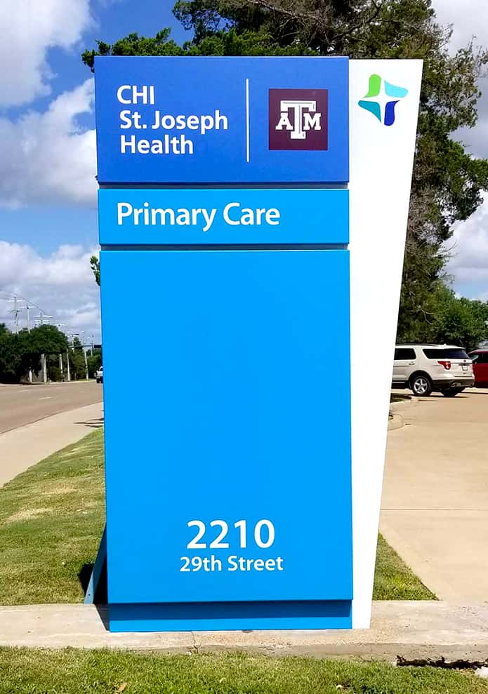 healthcare-custom-monument-sign