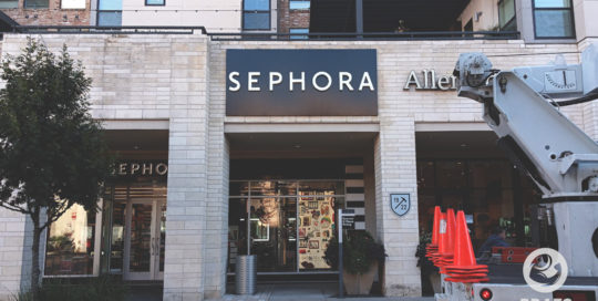 sephora-illuminated-back-lit-letter-pan-faced-sign-houston-texas